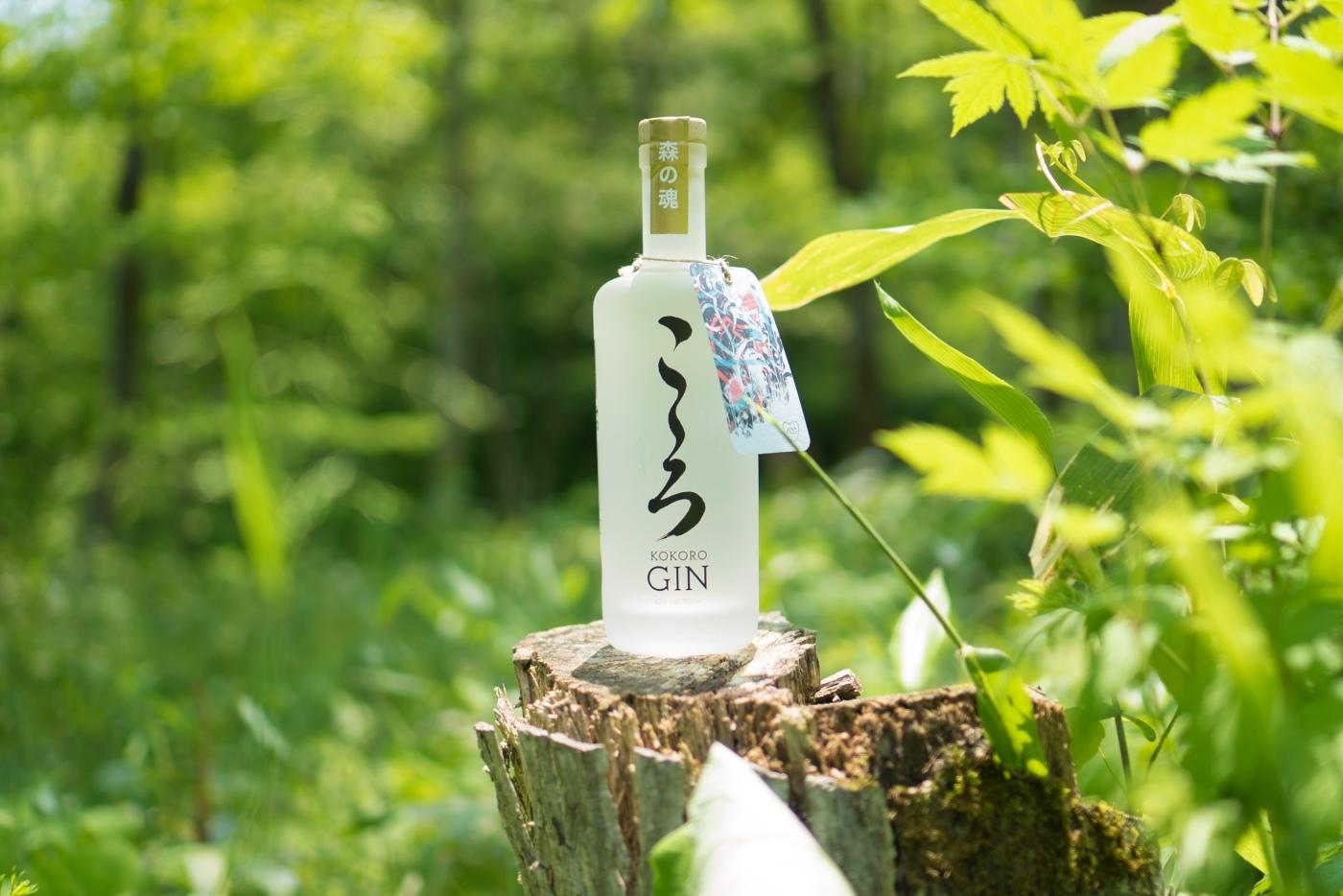 Kokoro Gin – The Gin Shelf